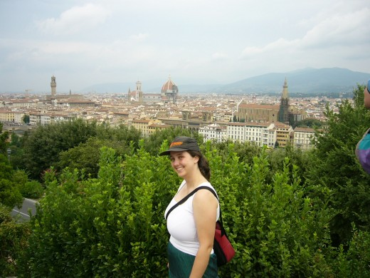 Walking tour of fabulous Florence
