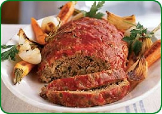 Meatloaf from Flickr