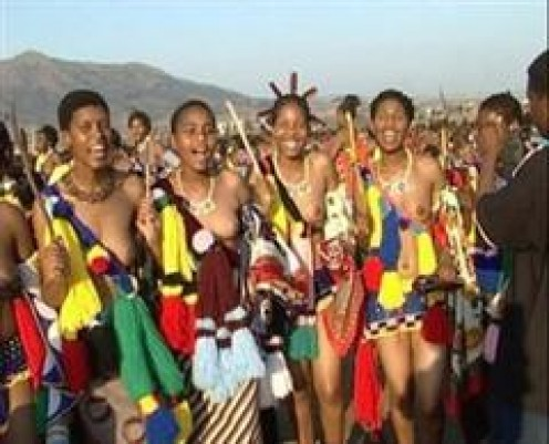 Swaziland Girls Photos  Image 2