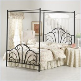 Canopy Bed Frame - Full Size Headboards