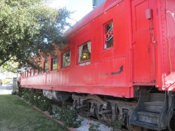 Dining In An Antique Railroad Car in Willcox Arizona - A Restaurant Review