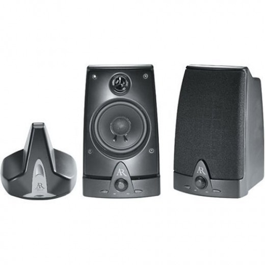 quality amplified bookshelf speakers. And I expect even then there will