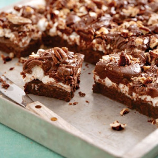 Here's one of the best recipes ever for Mississippi Mud Cake that is ...