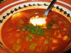 The Top Three Famous Soups Enjoyed in Russia