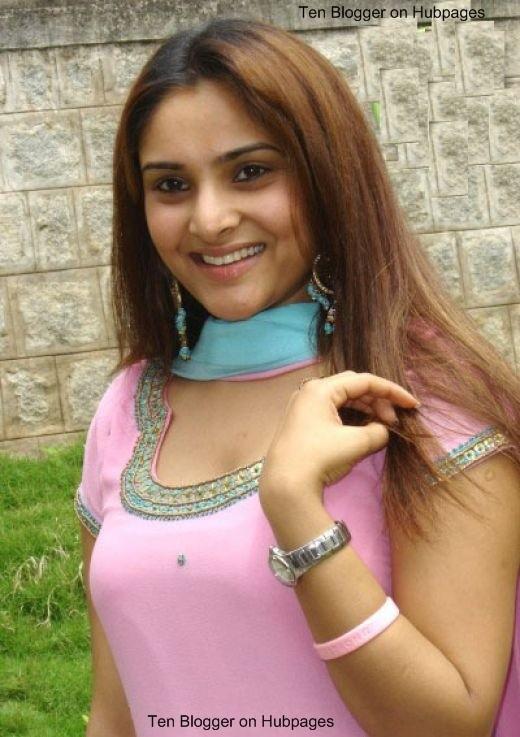 Ramya - pretty in pink