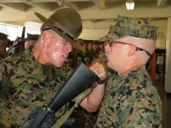 USMC Drill Instructors