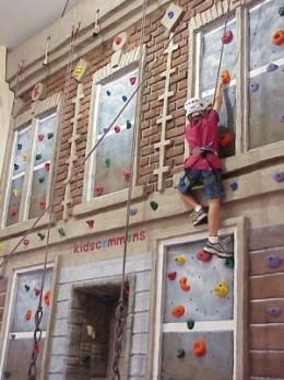 How To Build Your Own Indoor Climbing Wall