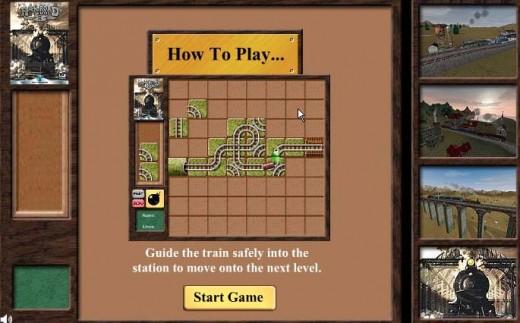 Railroad 3 Game