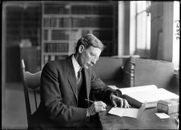 Man writing a novel http://www.flickr.com/photos/field_museum_library/3371420952/