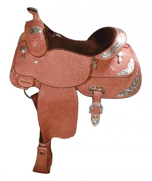 equitation saddle