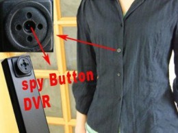 4GB Spy Button Camera Video Voice Recorder DVR MINI Cam, picture courtesy of http://stores.shop.ebay.com/icy-store__W0QQ_armrsZ1