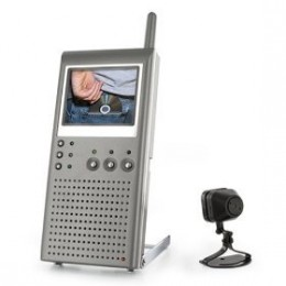 Spy Camera Wireless Handheld Color Nanny Cam, picture courtesy of ebay seller http://myworld.ebay.com/echoemb/