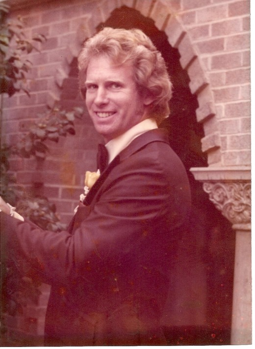 Lynwood Scott - my father. He passed on four years ago.  I am fearful of forgetting.