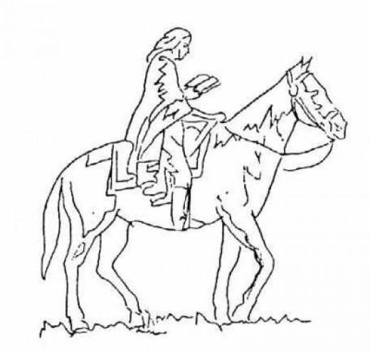 methodist circuit riders  churchmen of the frontier
