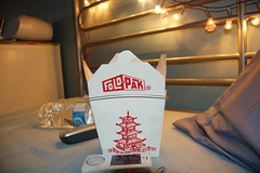 A Chinese Take-Out Box