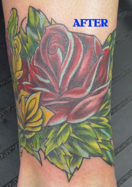This article will describe what to look for in a tattoo design to cover up