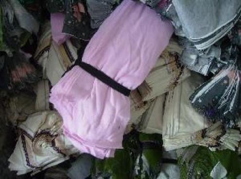 Fabric Waste.