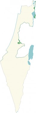 THE GREEN LINE (THE BORDERS OF THE STATE OF ISRAEL IN 1949)