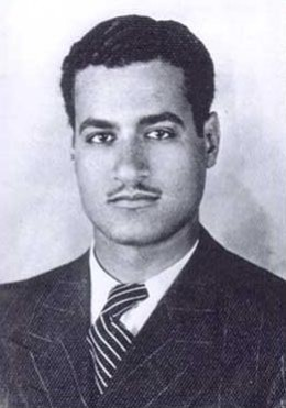 NASSER IN 1937