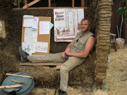 Teaching, alternative heating, natural building