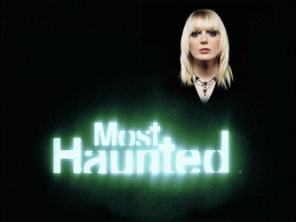 Most Haunted. Image copyright Most Haunted and Living TV 2009.
