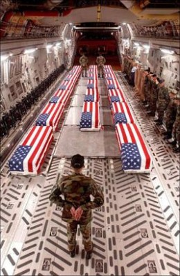 Results of Bush Surge Poor in March  Nearly Twice as Many American Soldiers Killed as Iraqi Army Troops