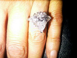 Bethenny Frankel's Engagement Ring