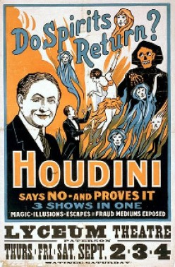 Houdini vs. Sherlock