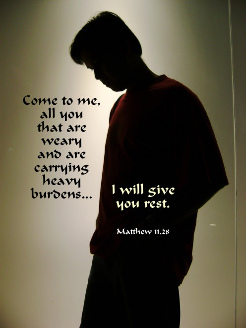 He will turn your sorrow...