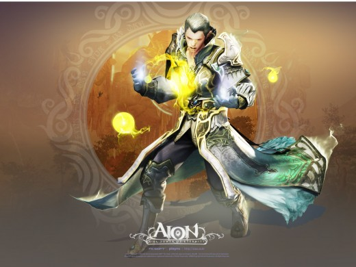 Aion Cleric