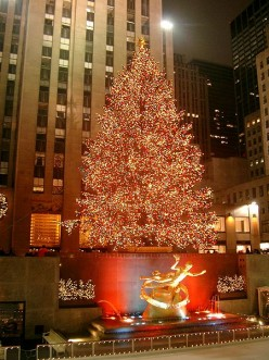 The Special Glow of a New York Christmas