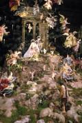 Mineature Neapolitan Baroque Creche at Metropolitan Museum of Art