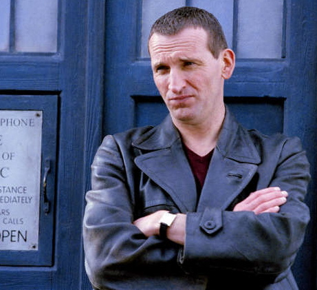 The Doctor. Image photo copyright the BBC 2009.