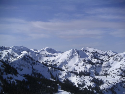 Brighton Resort in Utah by Mat the W on Flickr
