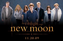 The Cast of Twilight: New Moon