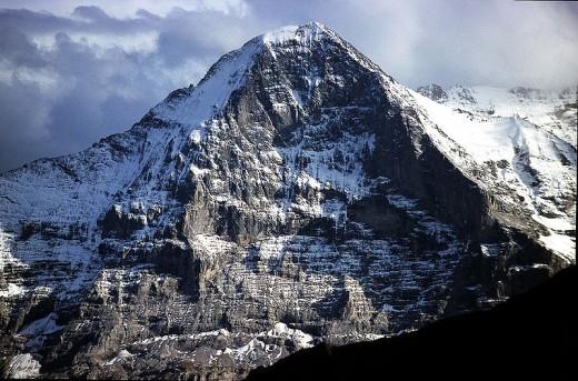 Eiger North Wall