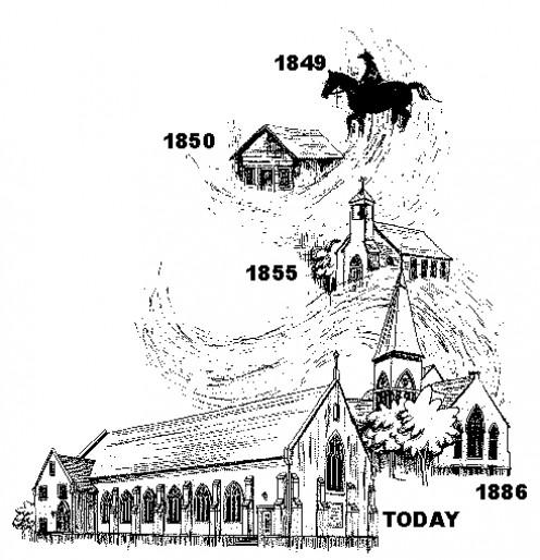 The progress of the Methodist Church