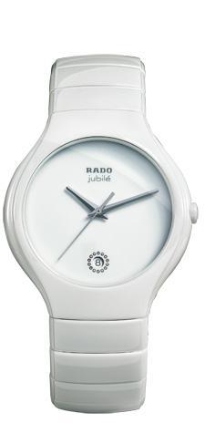 Rado True White