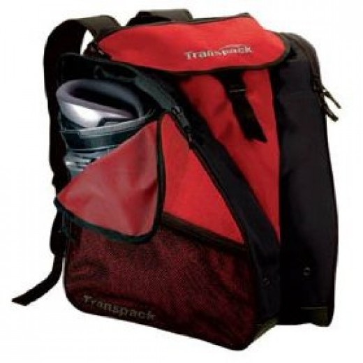 Ski boot bags are available in many colours