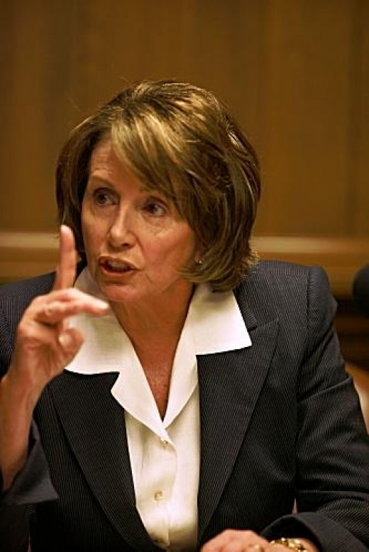 Speaker of the House Nancy Pelosi is the point person leading the partisan charge on healthcare reform.