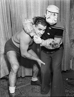 Build Popeye Forearms To Grow Bodybuilding Biceps