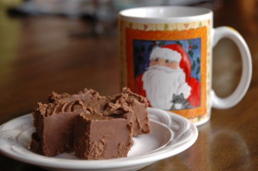 Yummy Treats For Santa