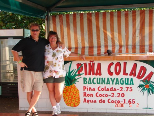 The Best Pina Coladas in the World