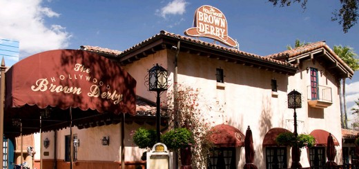 hollywood brown derby restaurant