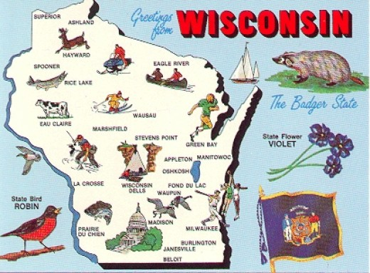 Wisconsin- Land of the WereWolf!