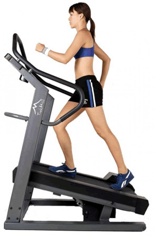 Inline Treadmill Work