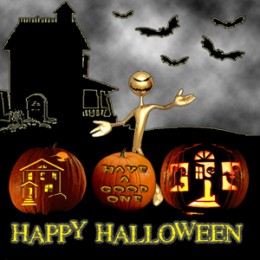 Happy Halloween  to all hubbers