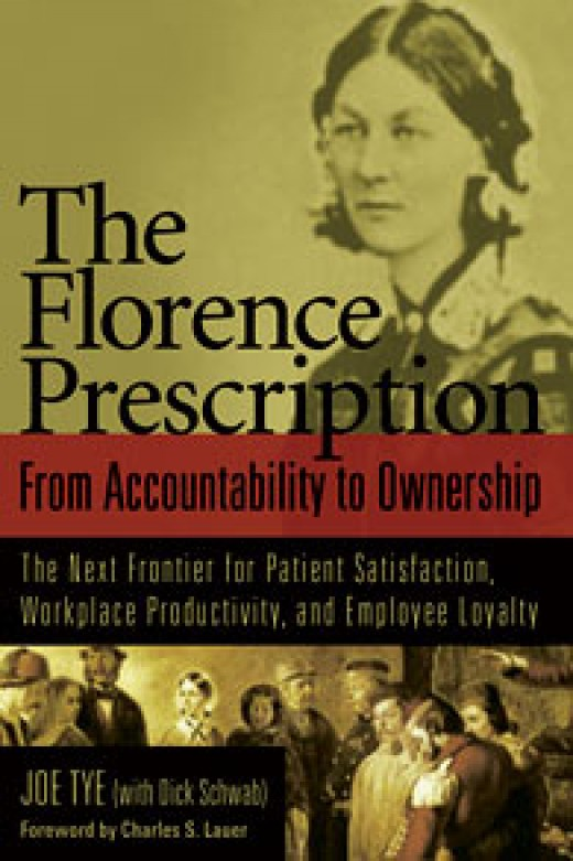 photo of the book The Florence Prescription