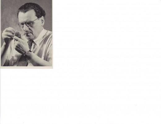 Dr. Erich Kahler, 1944