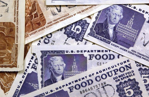 Are Food Stamps the Future of our Economic System?